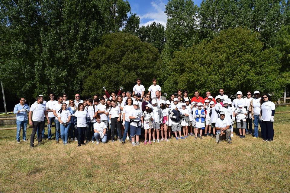 AQUANENA participa no Dia Mundial do Ambiente com Ação de Limpeza do Rio Alviela