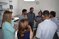 Conselho de Administração da AQUANENA Visitou ETAR